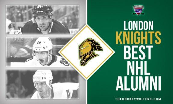 NHL London Knights Alumni Best NHL Brendan Shanahan John Tavares Patrick Kane