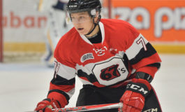 Capitals' Clark Chasing NHL Dream