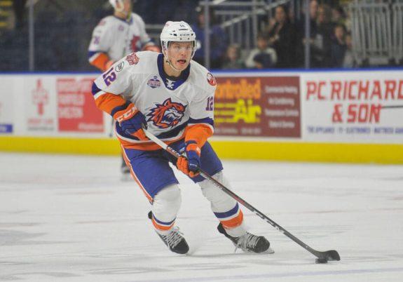 Otto Koivula, Bridgeport Sound, New York Islanders 2016 NHL Draft pick