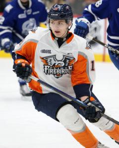 Vladislav Kolyachonok Flint Firebirds