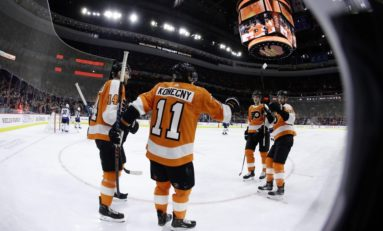 Flyers' Playoff Path Is Narrow