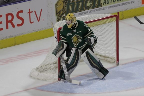 Jordan Kooy London Knights