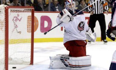 Penguins Blank Blue Jackets - Murray Gets Shutout