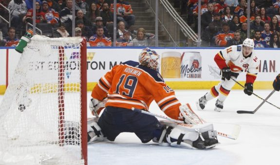 Edmonton Oilers gut out overtime win against Hurricanes