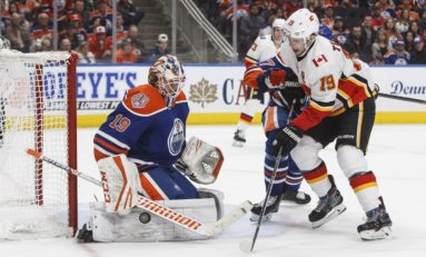 Flames and Oilers Set to Rekindle Rivalry