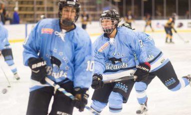 Beauts Banner Raising Invigorates Team & Fans Alike