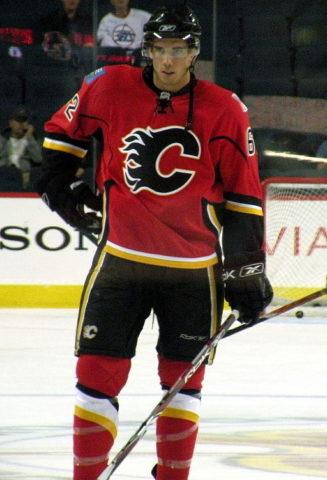 Kris Chucko Calgary Flames