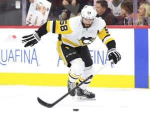 Kris Letang Penguins