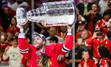 Kris Versteeg: A Well-Travelled and Successful NHL Career
