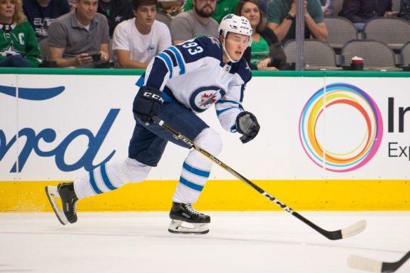 Kristian Vesalainen Winnipeg Jets