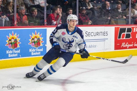 Kristian Vesalainen Manitoba Moose