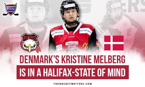 Denmark's Kristine Melberg Is in a Halifax-State of Mind