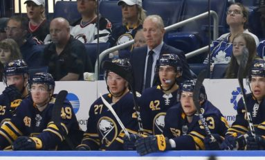 NHL Notebook: Krueger's Sabres Taking Hot Start in Stride, to Troubles