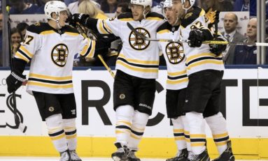 Bruins' Special Teams Clicking Before the Pause
