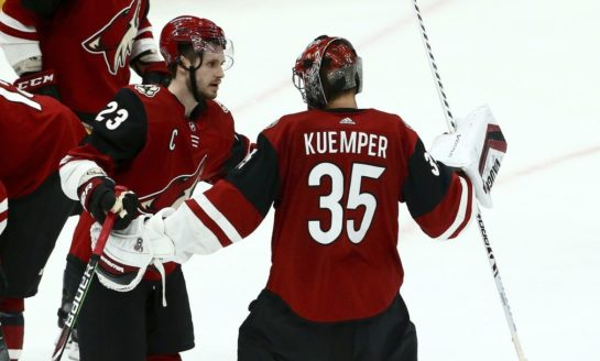 Coyotes Come up Just Short of Playoff Spot