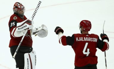 Coyotes Split Back-to-Back, Stay Alive vs Avs