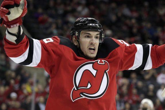 New Jersey Devils Kurtis Gabriel