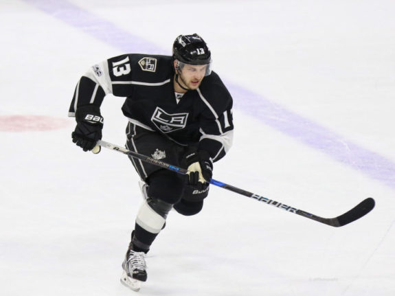Kyle Clifford, Los Angeles Kings