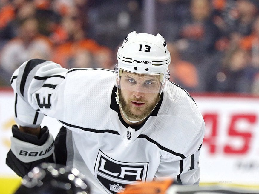 Kyle Clifford Los Angeles Kings