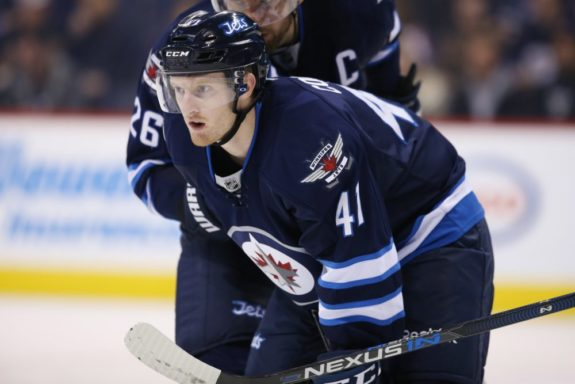 Winnipeg Jets Kyle Connor