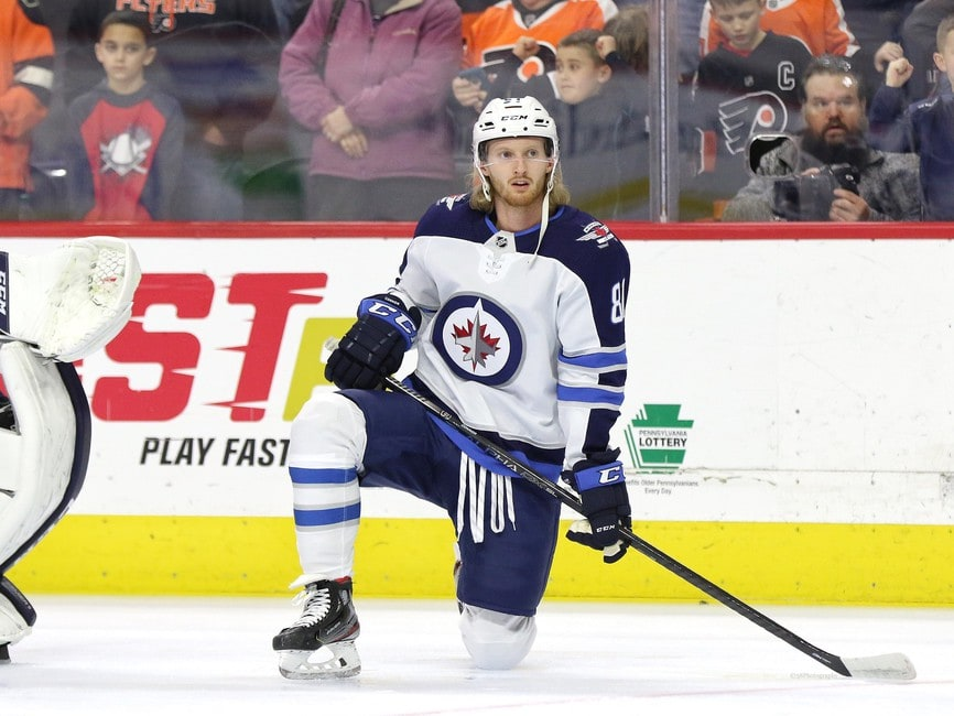 Jets' Kyle Connor Poised for Career Season in 2021-22