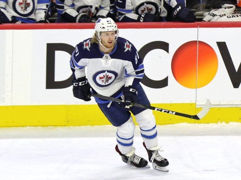 Kyle Connor Winnipeg Jets