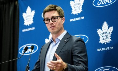 Blue Jackets' Potential Trade Partners: Toronto Maple Leafs