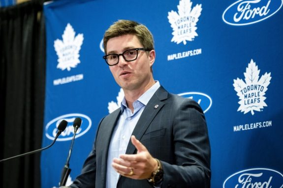 Maple Leafs, Hurricanes Fighting For Their Playoff Lives