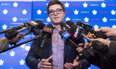 The Toronto Maple Leafs' Agenda