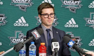 Reviewing Maple Leafs' 2018 Draft Class