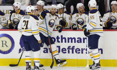 Sabres Roster Won't Be Easy to Overhaul