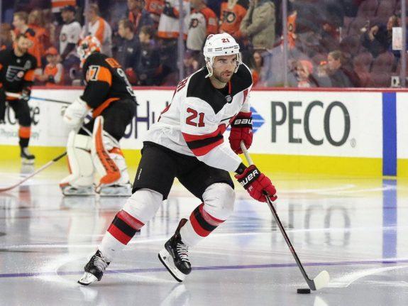 Kyle Palmieri New Jersey Devils