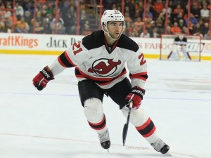 Palmieri led the Devils with 30 goals during the 2015-16 regular season. (Amy Irvin/The Hockey Writers)