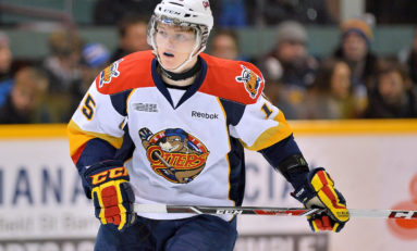 Erie Otters' Kyle Pettit Ready for Next Level