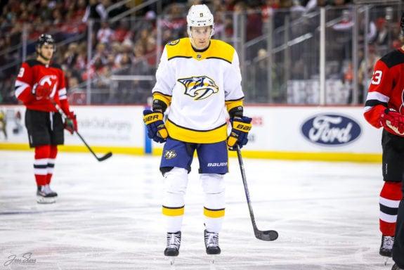Kyle Turris Nashville Predators