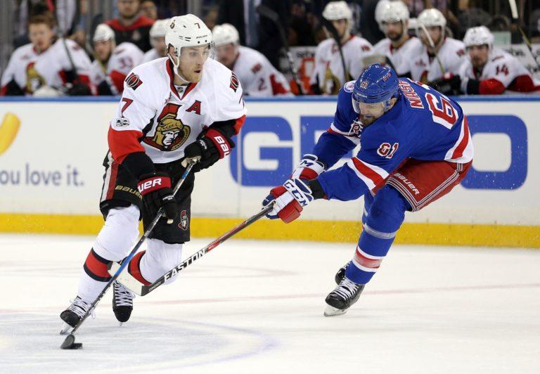 Kyle Turris, Ottawa Senators, Nashville Predators, NHL