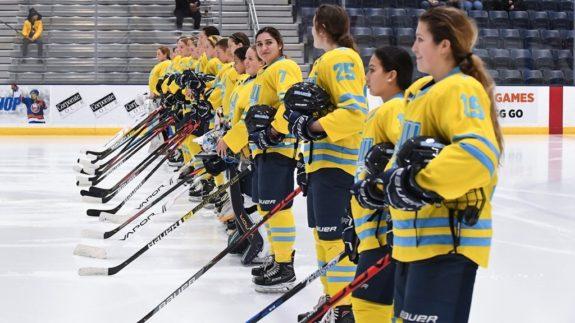 Long Island University Women's Hockey