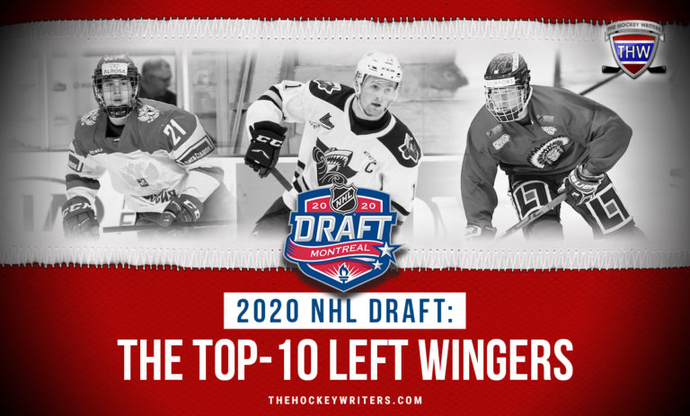 Lucas Raymond, Rodion Amirov and Alexis Lafreniere 2020 NHL Draft: The Top-10 Left Wingers