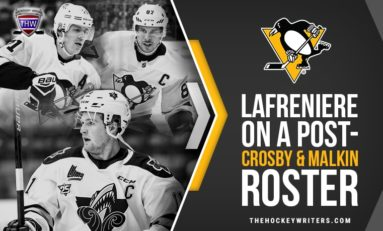 Penguins Could Use Lafrenière On a Post-Crosby and Malkin Roster