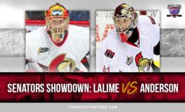 Senators Showdown: Patrick Lalime vs. Craig Anderson