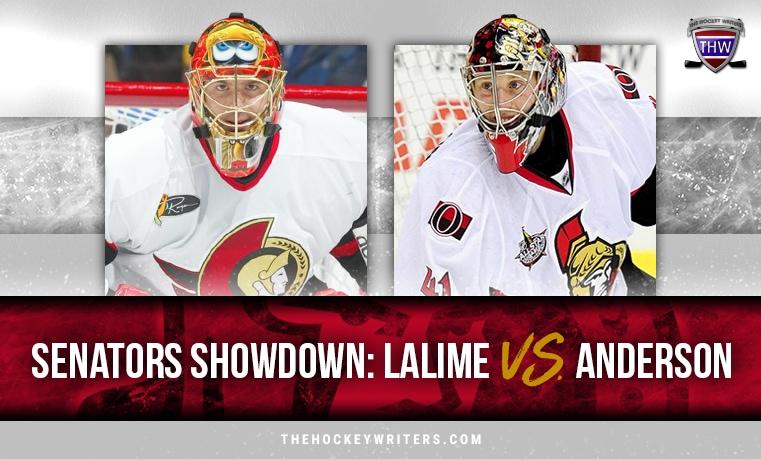 Ottawa Senators Showdown: Patrick Lalime vs. Craig Anderson