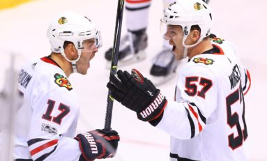 Blackhawks Weekly: Back Down to Earth