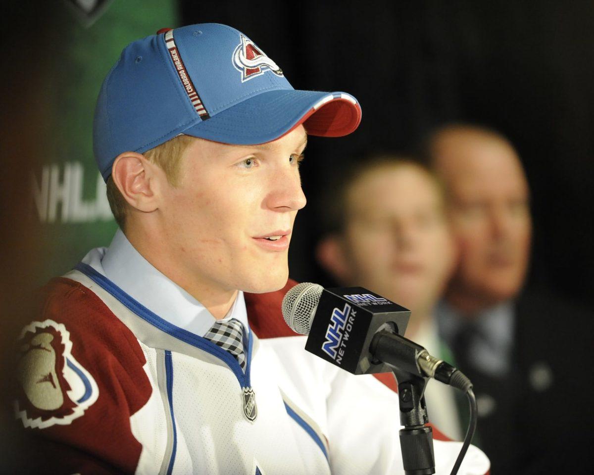Gabriel Landeskog Colorado Avalanche Draft