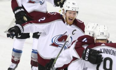 Avalanche Douse Flames and Move on to Next Round