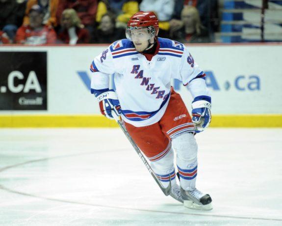 Gabriel Landeskog Kitchener Rangers