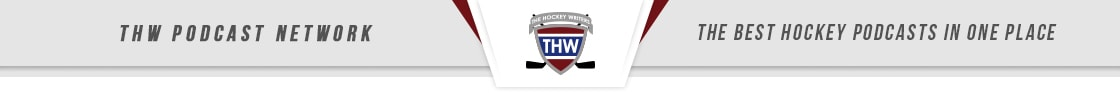 THW Podcast Network The best hockey podcasts in one place Landing Banner Top