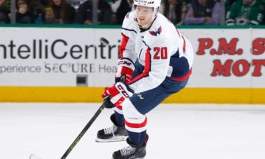 Capitals Reward Eller With Five-Year Deal
