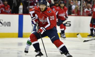 Surging Lars Eller Leading the Way for the Capitals