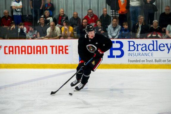 Lassi Thomson Ottawa Senators