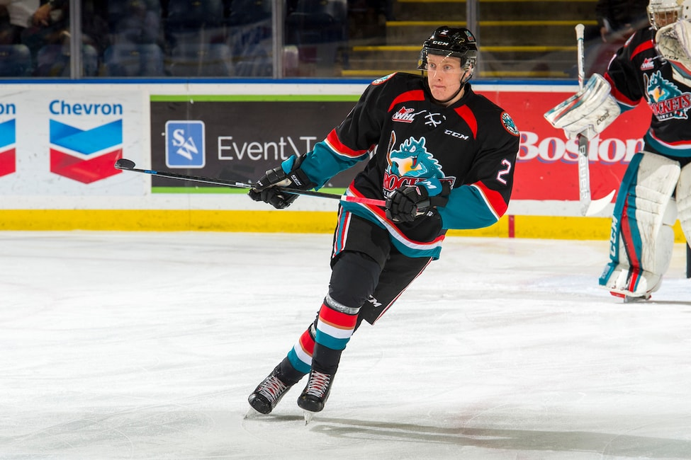 Finland S Thomson Shining For Whl S Rockets